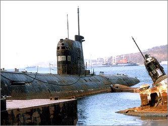 как списаться с подводных лодок