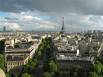 Барселона - Париж
