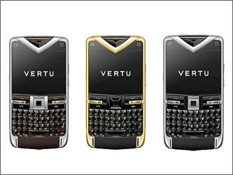 Vertu Constellation Quest. Изображение с сайта www.luxurylaunches.com
