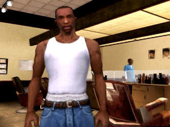 Рэпер обнаружил себя в GTA и расстроился