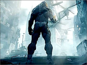 Crysis 2 появилась в Сети