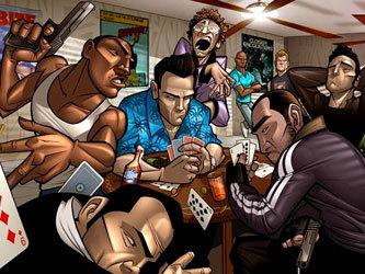 Grand Theft Auto V уже давно в разработке