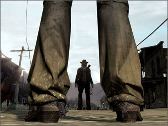 Red Dead Redemption может добраться до PC