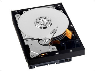 Жесткий диск Western Digital AV-GP. Изображение Western Digital