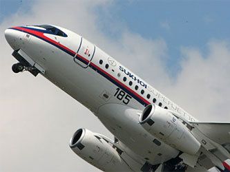 Sukhoi Superjet 100. Фото с сайта usatoday.com