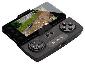 Предложен игровой контроллер для смартфонов