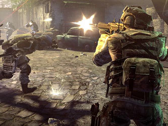Warface — реалистичный боевик на движке CryEngine 3
