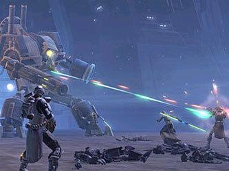 Star Wars: The Old Republic протестировали 2 миллиона игроков