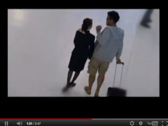 Тайский порнофильм в аэропорту