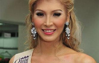 Мисс мира 2012 транссексуал