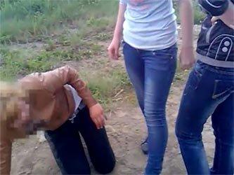 видео студенток заставляли раздеваться и снимали на телефон