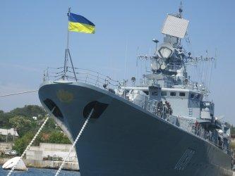 Украина атакует Крым с моря