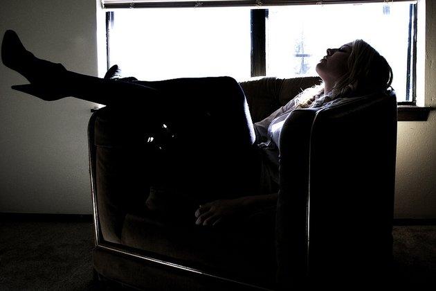 Лечение депресии сексом