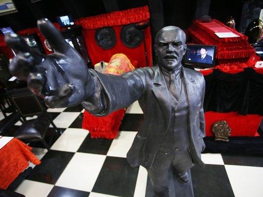 «Ночь в музее 2016»: кошмар капиталиста