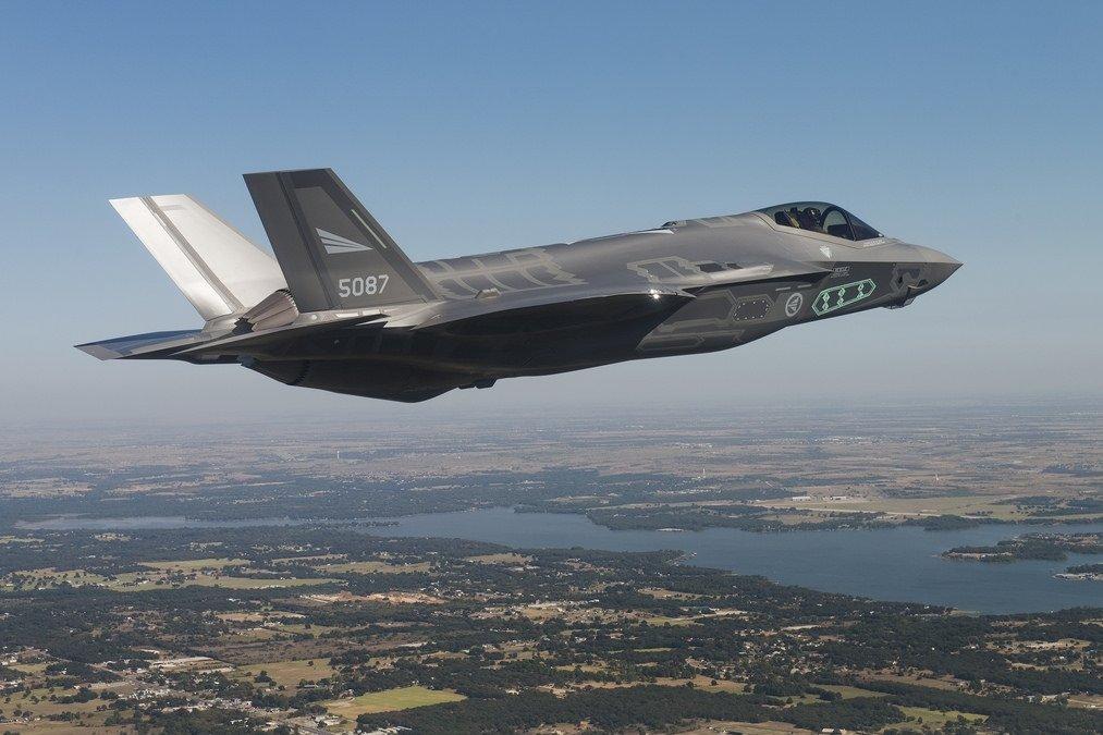 F-35B/C теперь не сверхзвуковые