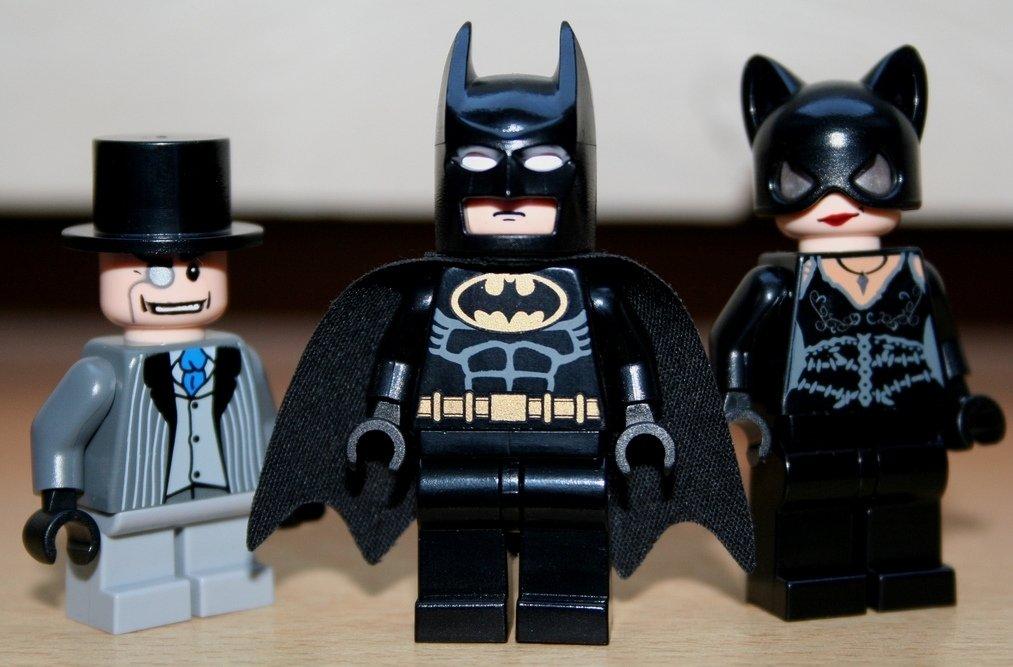 Бэтмен возвращается в складной Готэм