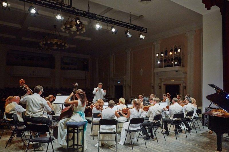 «Белый фестиваль» пройдет под испанские танцы
