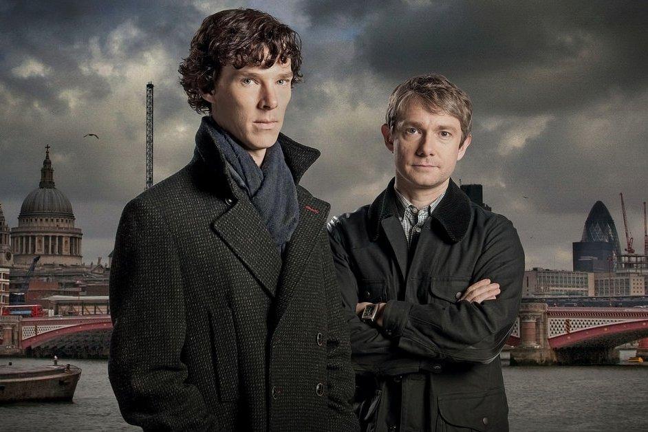 Том Хиддлстон станет третьим братом Холмса?
