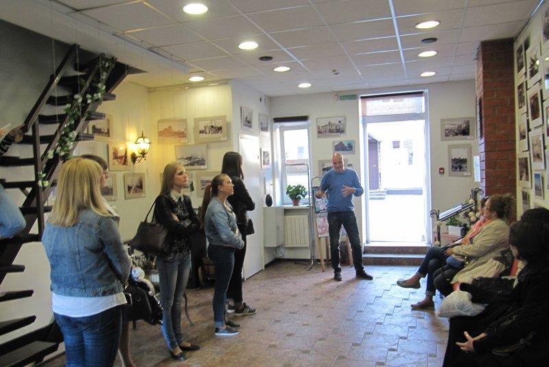 Путешествие в прошлое Барнаула продолжается