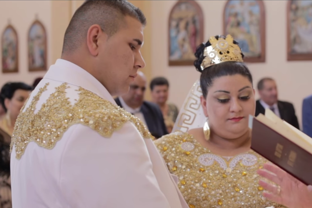 Цыганские свадьбы фильм