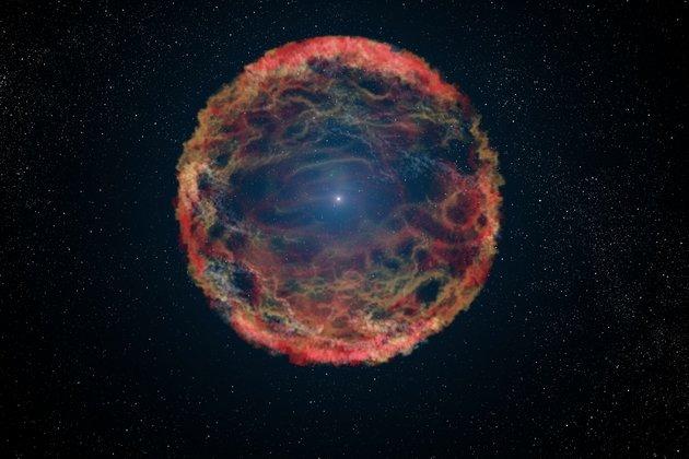 Смерть Вселенной показали на видео