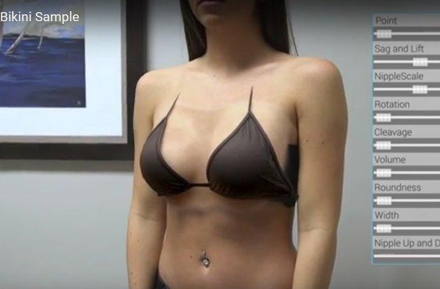 способ увеличения груди в домашних условиях