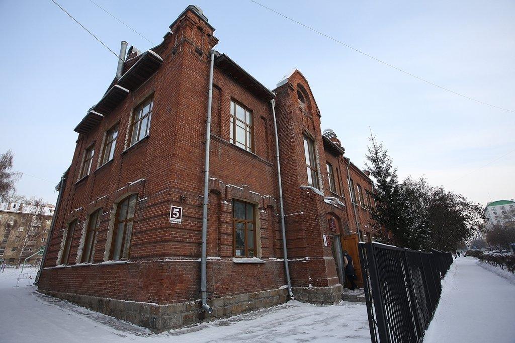 Элитный Новосибирск, или Тайны архитектора Крячкова
