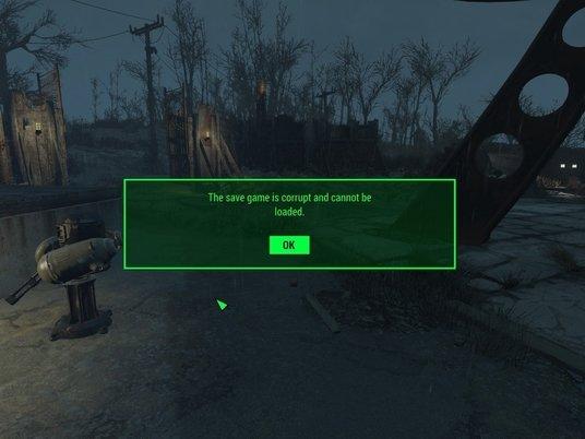 Фанат Fallout опубликовал ужас всех геймеров