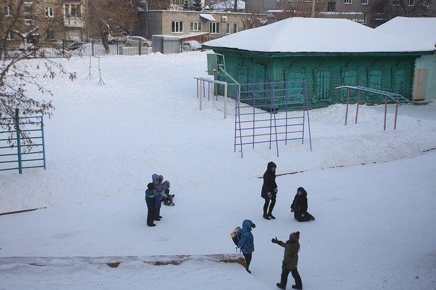 ВБратске накрыше гаража отыскали тело замёрзшего ребёнка