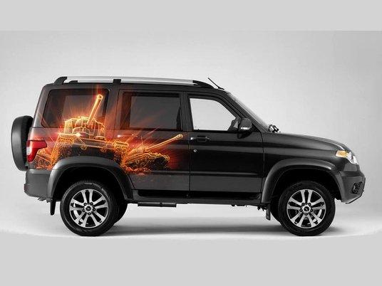 Новый УАЗ научат называть водителя командиром