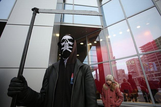 Вшколах Красноярска могут запретить Хэллоуин