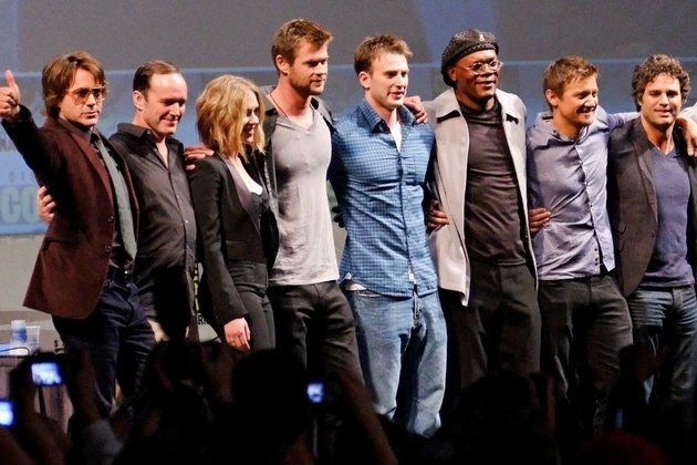 «Мстители 3» станут самым дорогим фильмом вистории