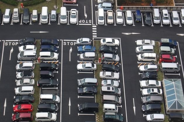Житель америки изобрел способ непотерять машину на стоянке
