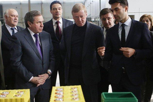 Чубайс: «Роснано» согласилась одеталях российско-иранского фонда