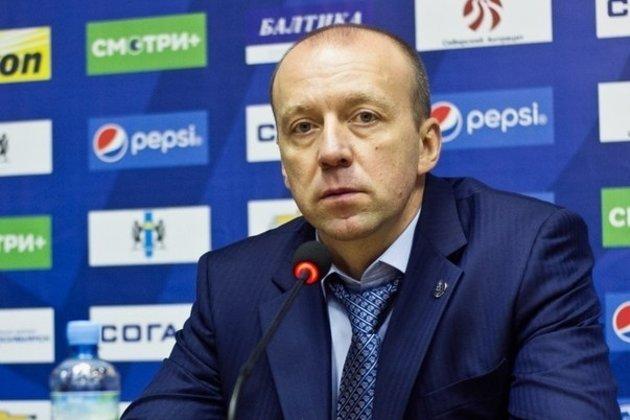 Главный тренерХК «Сибирь» подал вотставку из-за неудачи команды