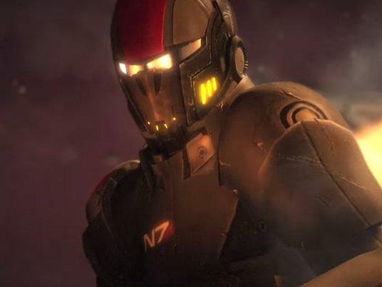 Игру Mass Effect 2 начали раздавать бесплатно
