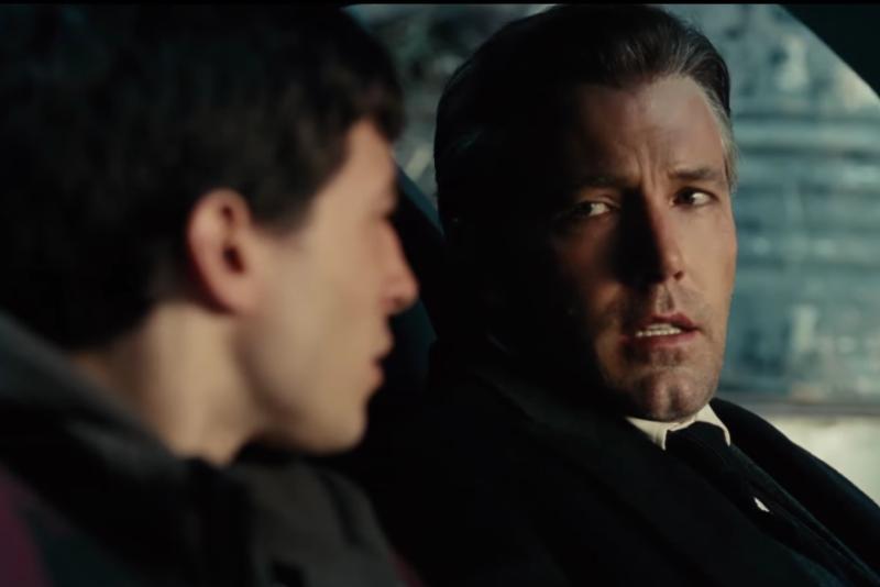 Вышел первый трейлер «Лиги справедливости» без Супермена