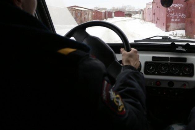 Полицейский сбил пешехода наличном автомобиле вНовосибирске
