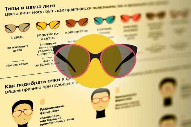 Линзы и светофильтры  какие очки действительно защитят от солнца ... 02c7f2c0e00