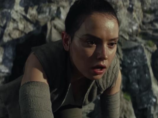 Вышел первый трейлер нового эпизода «Звездных войн»