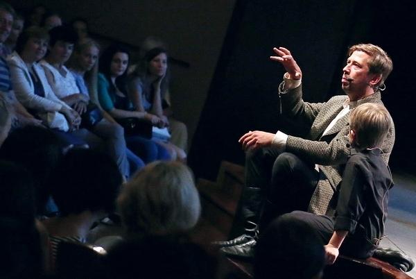 Звезда «Бумера» сыграет на Алтае спектакль о Шукшине