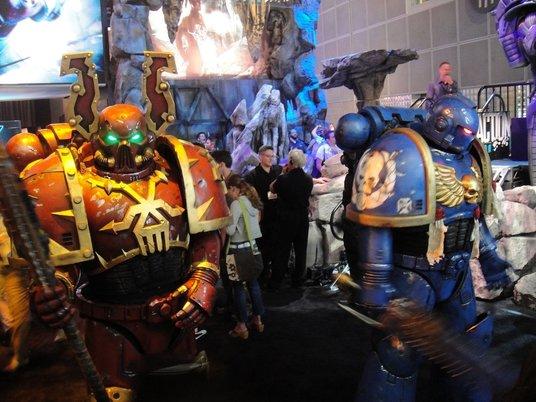 Новый Warhammer 40.000 поступил в продажу