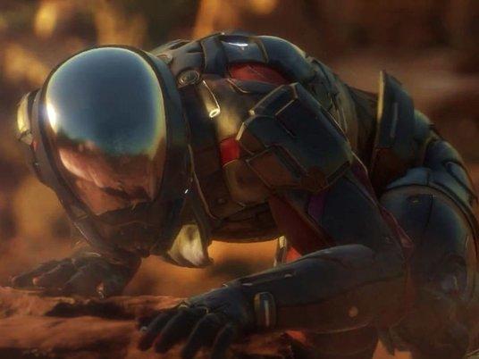 Франшизу Mass Effect заморозили из-за провала последней части