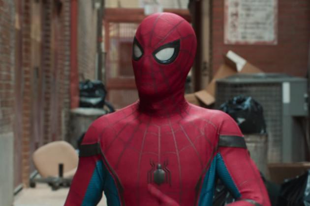 Человек-Паук: Возвращение Домой— Третий трейлер