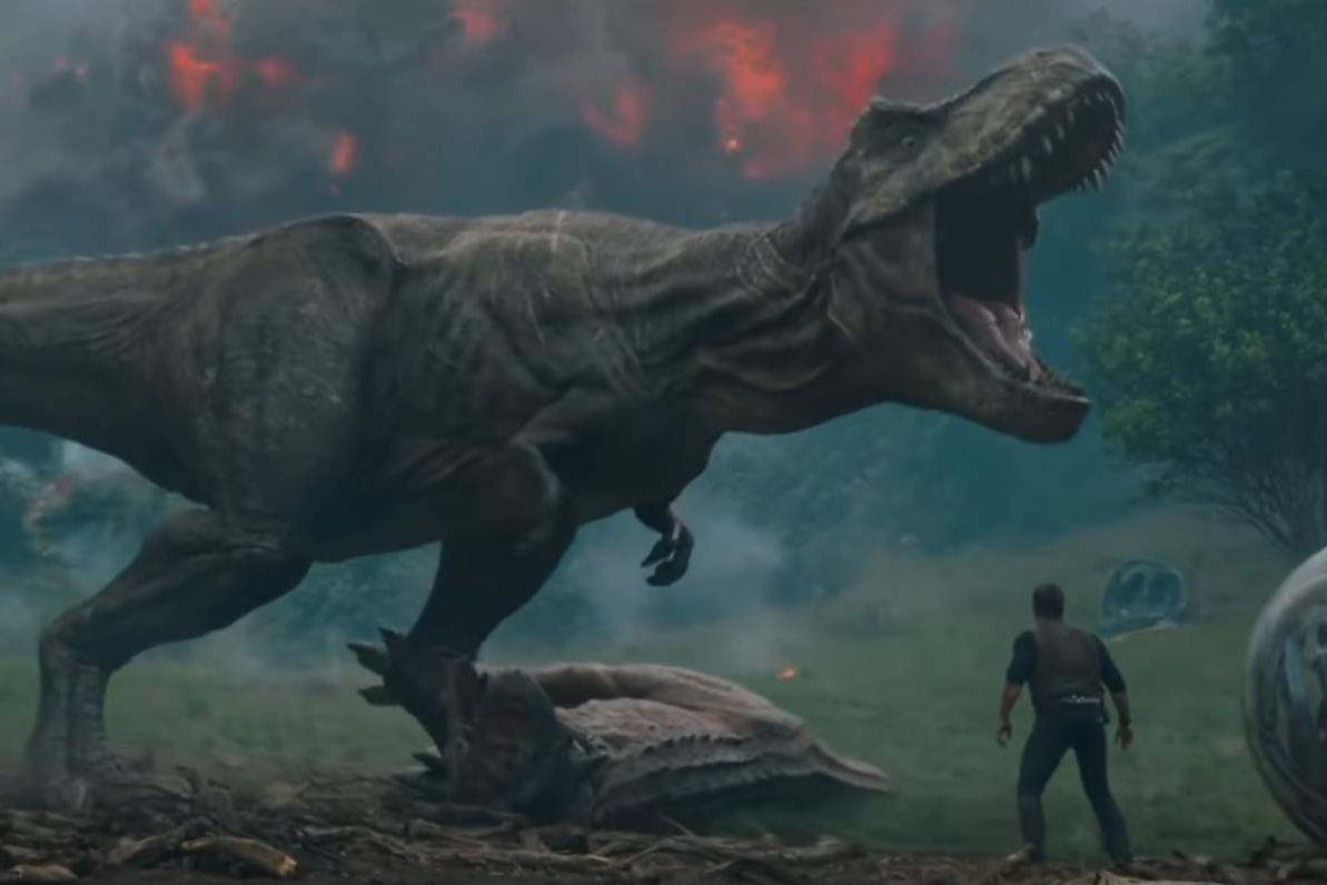 «Мир Юрского периода 2»: самый страшный фильм про динозавров