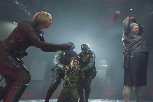 Анонс, трейлер идата выхода WolfensteinII: The New Colossus