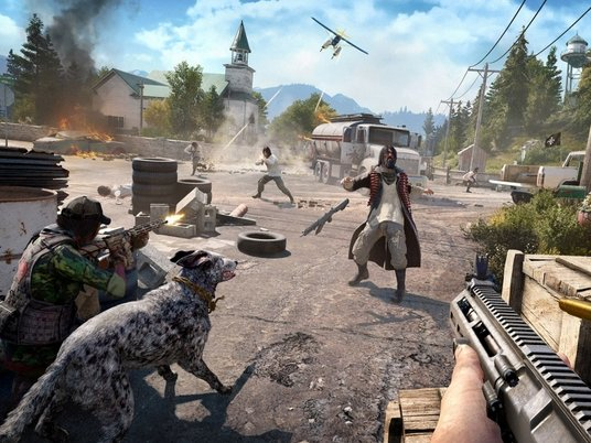 Far Cry 5 удивила фанатов животным сексом