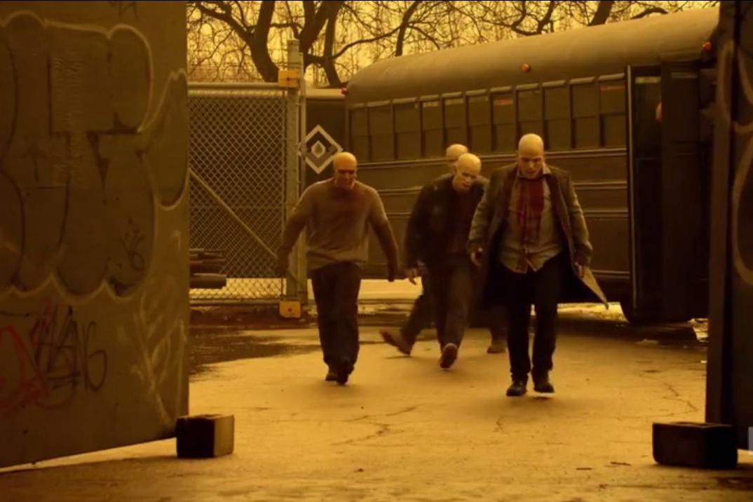 Сериал «Штамм»: вампиры-нацисты завершают поход