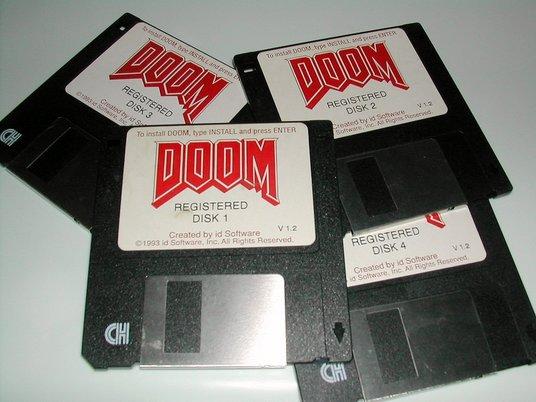 Рассекречена личность главного героя игры DOOM