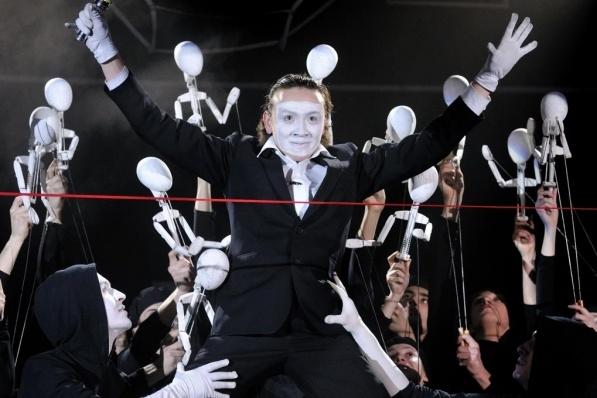 Один из лучших в мире театров кукол выступит в Улан-Удэ